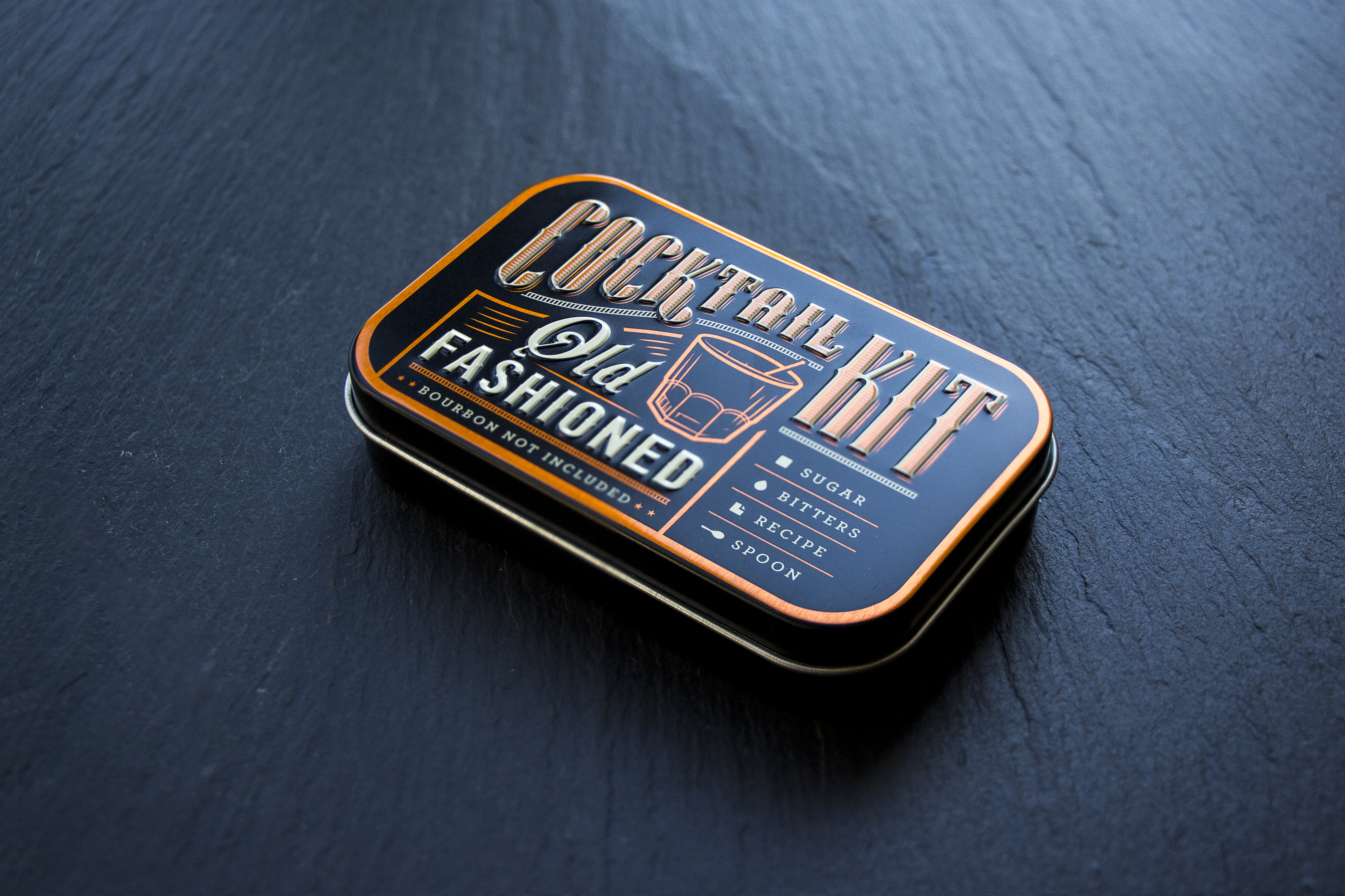 Old Fashioned Cocktail Kit